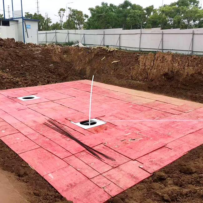 雨水收集净化系统