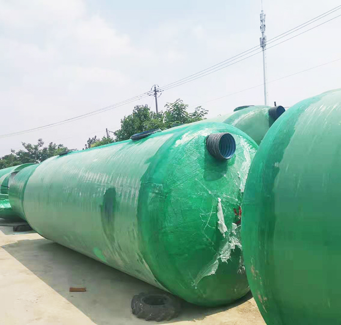 地埋一体化污水处理设备