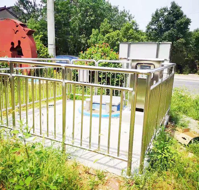 一体化泵站设备
