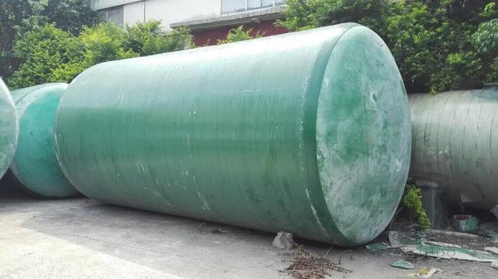 安徽地埋式玻璃钢隔油池