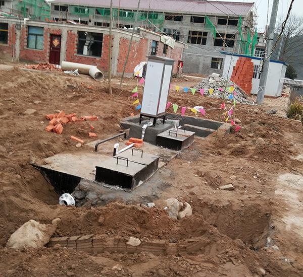 预制污水处理设备