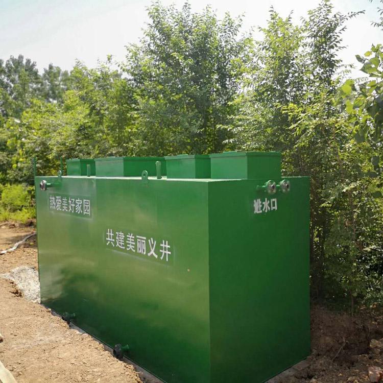 六安地埋式污水处理设备