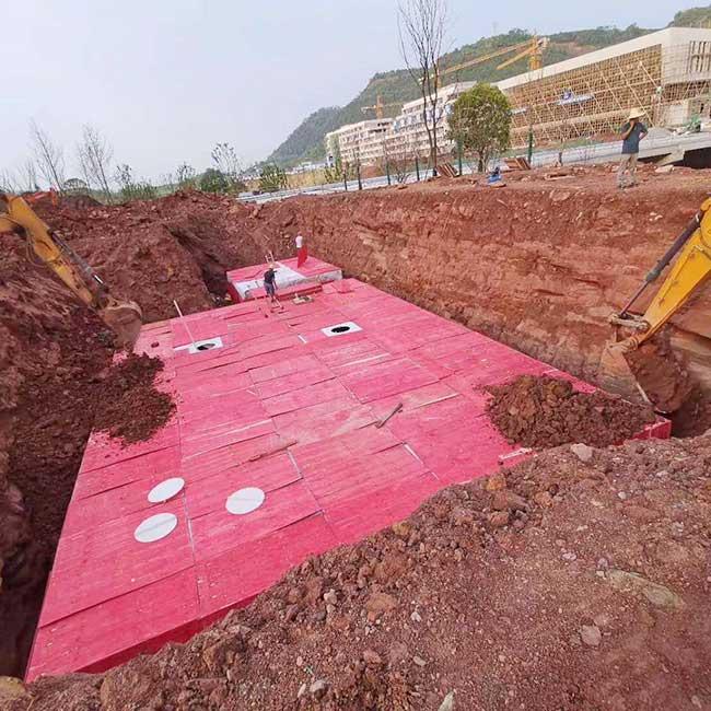 安徽城市雨水收集系统