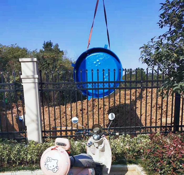 安徽一体化泵站