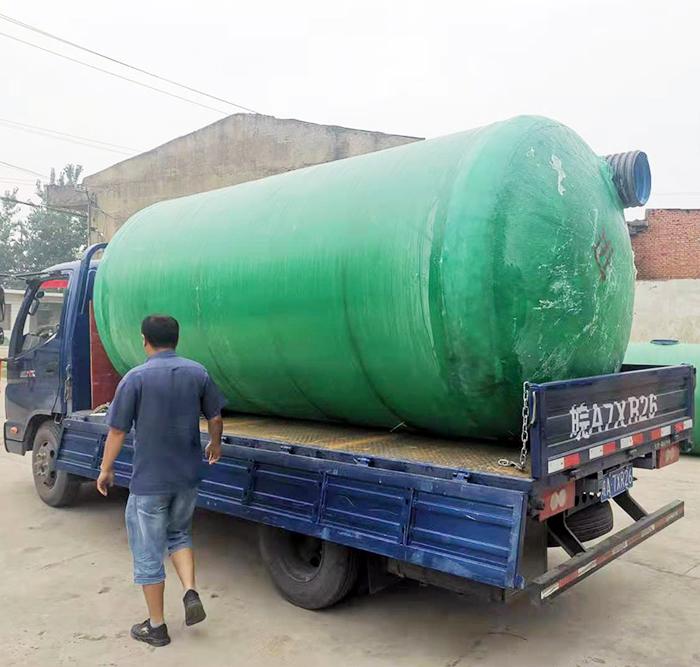 苏州生活污水处理一体化设备