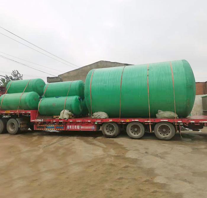 苏州生活一体化污水处理设备